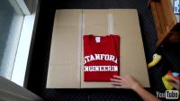 紙箱慢點丟!讓妳快速學會高手級摺衣術