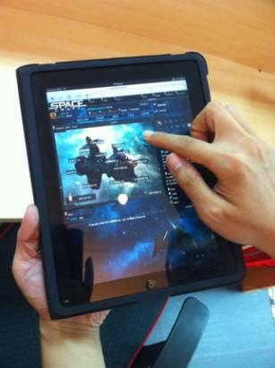 星際模擬戰略遊戲《星海奇航》iPad 實測體驗