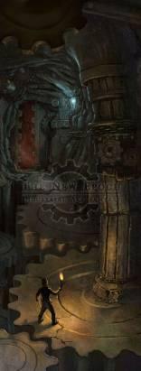 《City of Steam》3D網頁遊戲 魔幻與機械的衝突結合