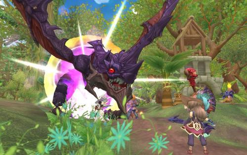 TGS 2010:《聖境傳說FNO》12月登場,直擊遊戲實景!