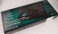 羅技K800無線炫光鍵盤動手玩