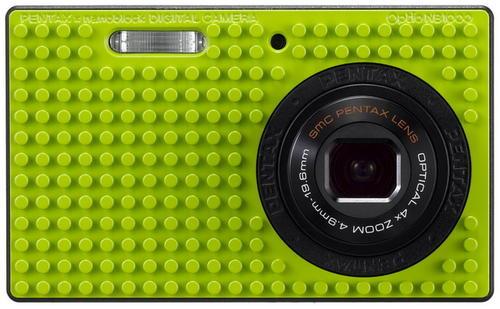 這回不是來亂,Pentax 將在日本發售積木組裝的傻瓜相機