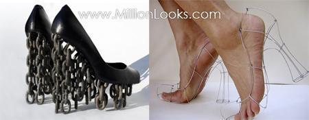 高跟鞋:遊走在時尚與胡搞邊緣的我,沒有極限!