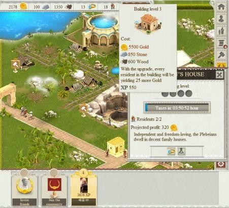 寫實版羅馬帝國《Legacy of Rome》恢復古羅馬榮光