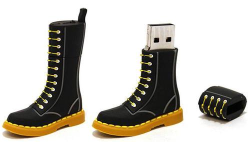 馬丁大夫低調慶五十大壽,推出紀念版USB隨身碟
