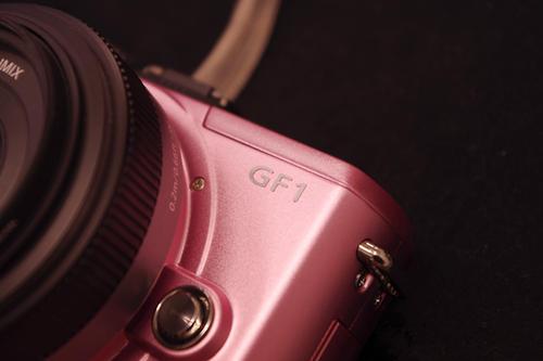 第一次把玩女朋友就上手,Panasonic GF1 開箱
