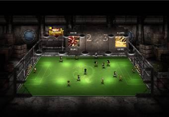《熱血球球》遊戲特色大剖析