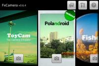 FxCamera - 手機就是LOMO跟拍立得