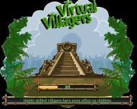 《Virtual Villagers》當天神 先打個雷嚇嚇村民