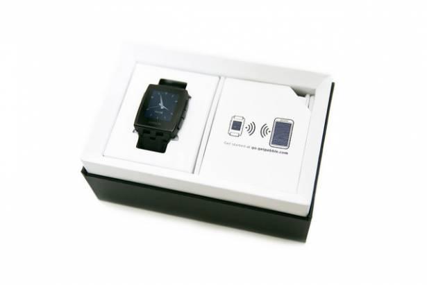 PEBBLE 智慧手錶新款 STEEL 金屬版  (1) 開箱分享
