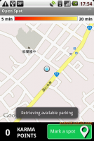 Open Spot - 找車位也分享車位