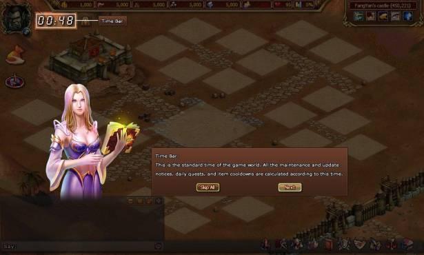 神似魔獸的網頁遊戲《World of Lordcraft》 是媲美還是抄襲?