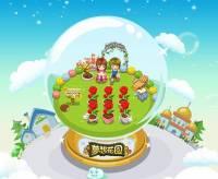 《夢想花園》改版 介面 互動功能大更動