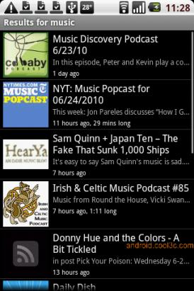 Listen - podcast的好伴侶