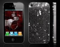 iPhone4 VS Rockstar,施華洛世奇水晶就是這麼高調