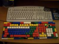 樂高 LEGO 鍵盤 DIY