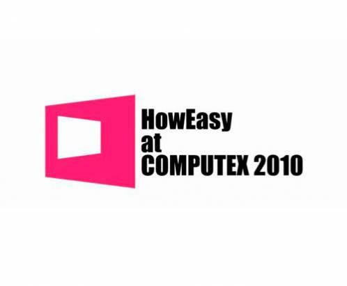 【好簡單】Computex 2010 趣味商品直擊!