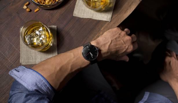 首兩隻Android Wear手錶: 超炫 Moto 360 是真正令人想戴的型格智能手錶 + LG G Watch [動圖+影片]