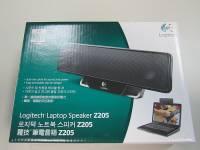 羅技Z205筆電音箱測試小心得