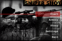 Sniper shot - 手機變身狙擊槍