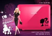 三星推出芭比版本筆電 Samsung X170-BABIP