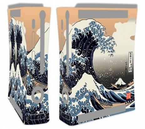 擺脫宅宅味兒,XBOX360 專用日系風貼皮