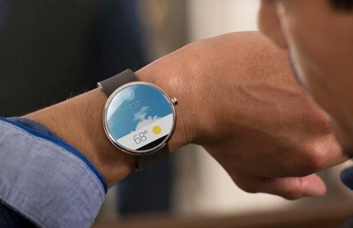 LG、Motorola 公佈 Android Wear 產品 G Watch、Moto 360