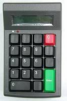 Datacomp又有新產品?具備LCD的數字機械式鍵盤
