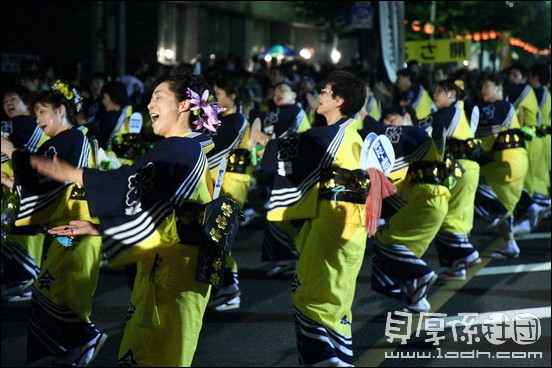 日本東北★萬人踊舞祭-太鼓笛蕭震連天★