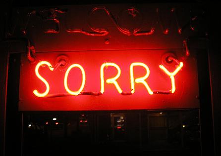 女人只要道歉就釋懷了 男人卻小心眼