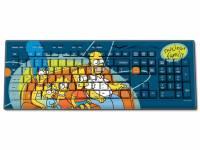辛普森家庭的鍵盤與滑鼠