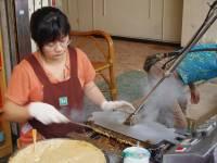 台南青年路 阿陽專業蔥抓餅