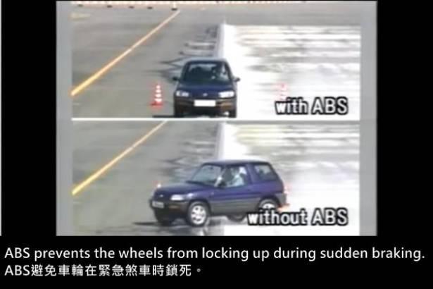 【希平方英文報】行車安全的守護者:認識ABS、TRC及VSC