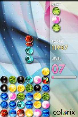 Colorix - 五彩繽紛的酷遊戲