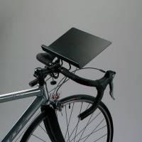 這算講求均衡發展嗎?腳踏車專用書架