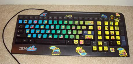 海綿寶寶鍵盤