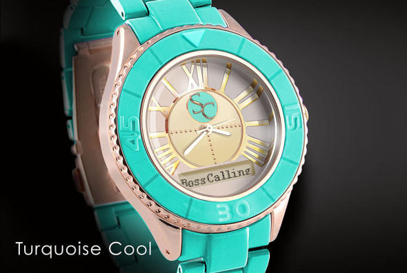 為女生設計的 Smartwatch 妳喜歡嗎?