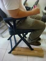 【好簡單】Spec Seat X型折疊椅團購,和屁屁痛說掰掰喔~