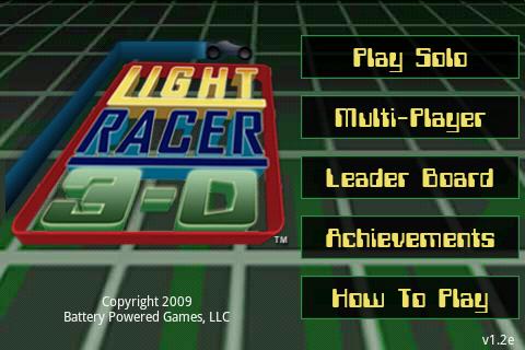 Light Racer 3D - 刺激的3D動作遊戲