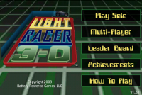 Light Racer 3D - 刺激的3D動作遊戲