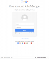 魚餌越來越「精實」,Google Docs Drive 服務使用者請多加提防