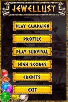 Jewellust - 有創意的寶石遊戲