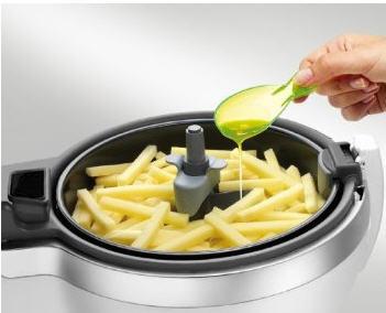 薯條要這樣吃才健康-低油炸薯條機