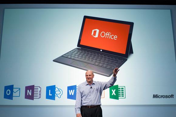 Office 365 個人版登場,訂閱戶帳號可於一 PC 一平板使用(更正: 69.99 美金是年費)