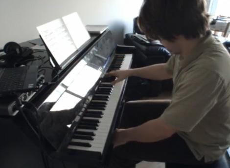 ( 好 Youtube ) 化繁為簡,單手彈奏瑪莉歐旋律