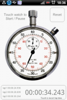 Ultimate Stopwatch Timer:泡麵好了沒?