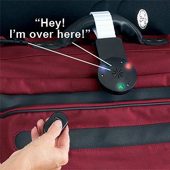 【希望】行李會說「選我!選我!選我」就再也不怕拿錯了!