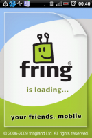 fring - 用Skype打電話