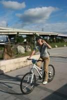 糟糕 愛上了上班時間騎單車的感覺