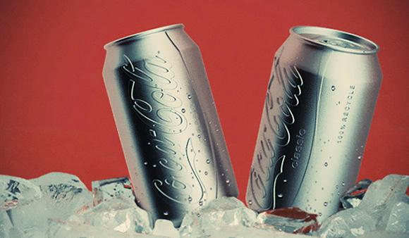 只有可口可樂,可以讓可口可樂吃鱉?